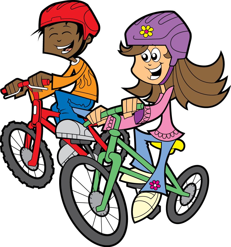 Bicicletada das crianças