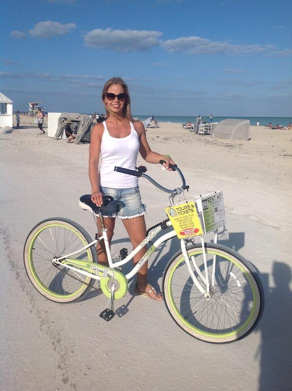 Aluguel de bike em Miami
