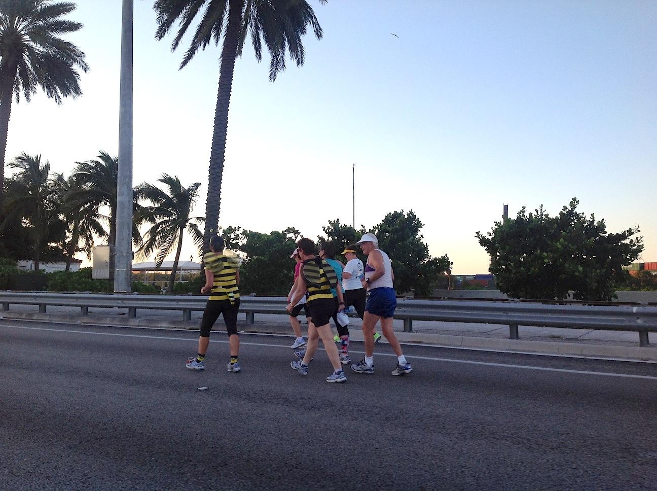 Meia Maratona de Halloween Miami