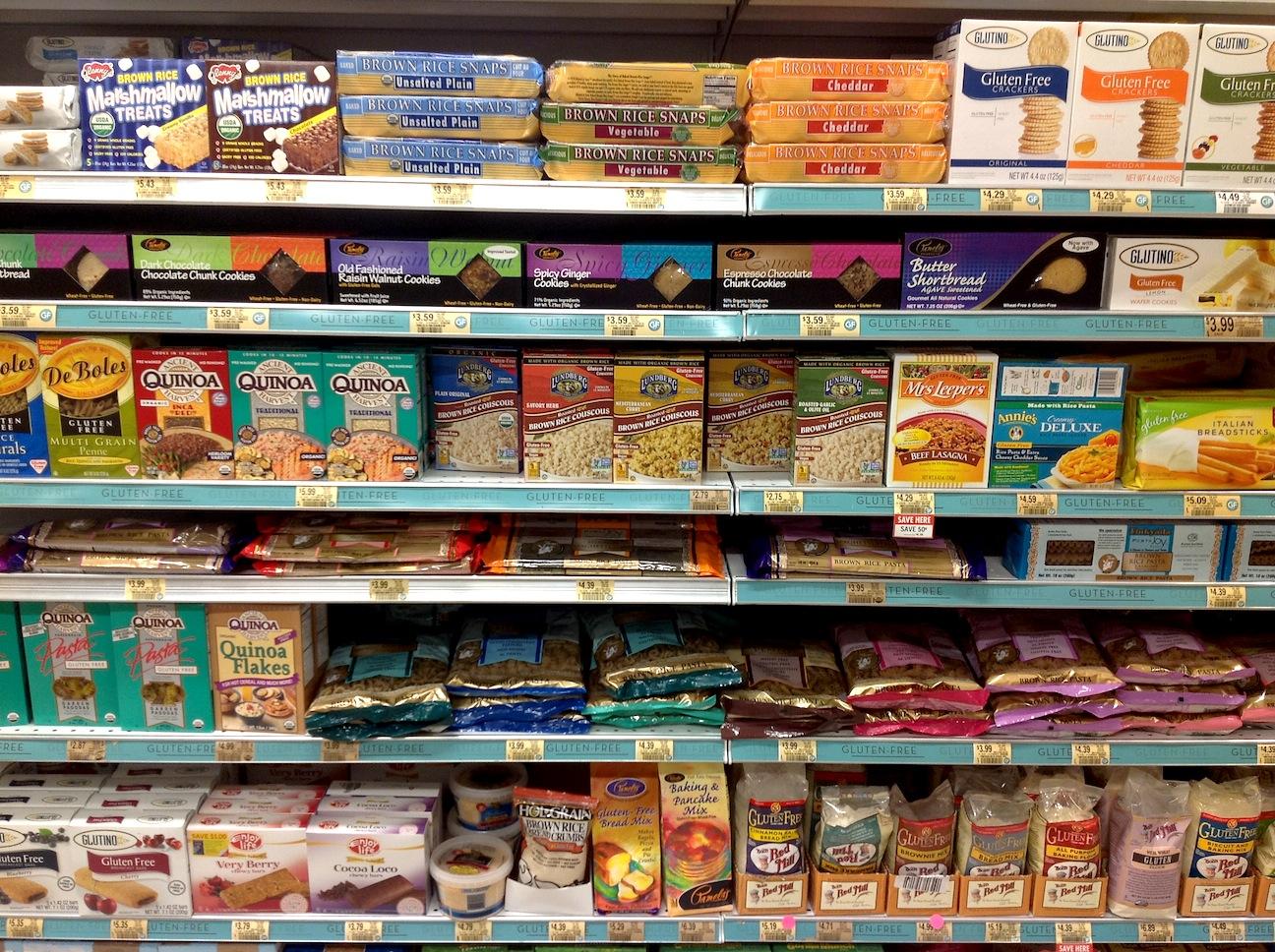 Compras no supermercado: Miami