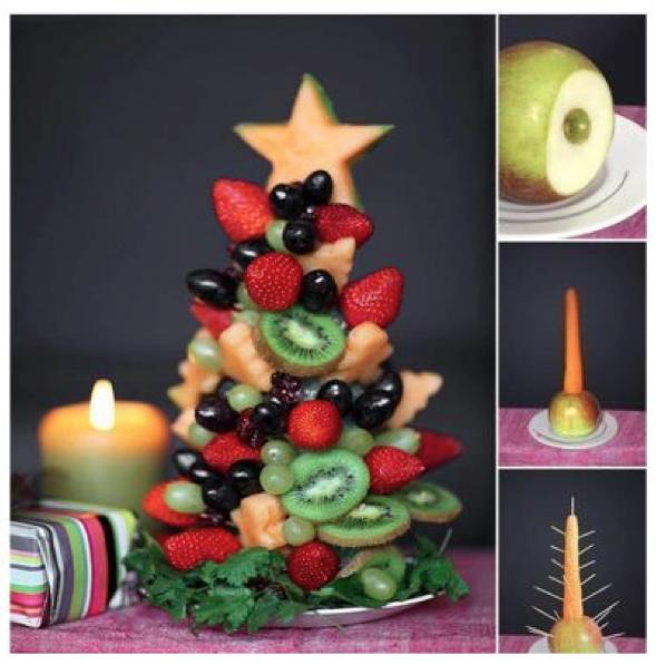 arvore de natal frutas blog da mimis 2