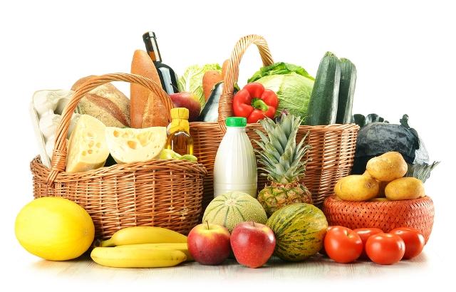 De que são formados os alimentos?