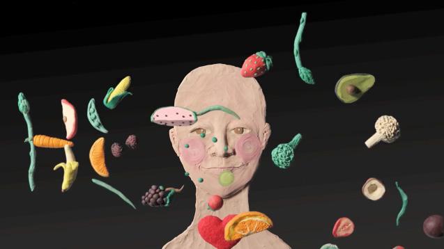 """""""Health"""", de Hayley Morris: educação e diversão"""