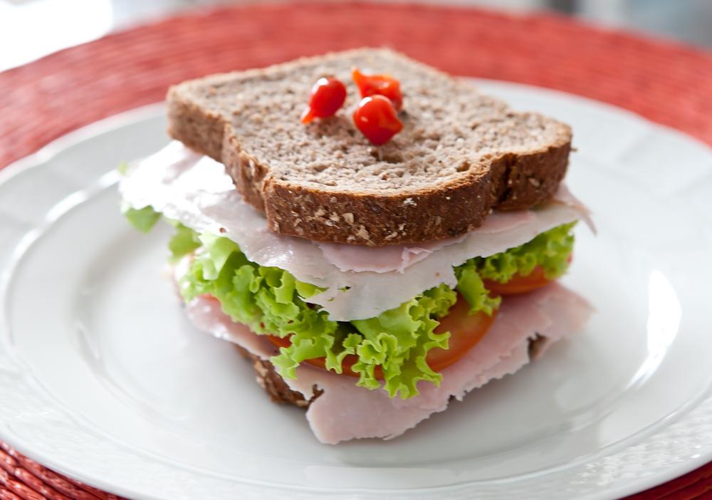 Sanduíche de Presunto: lanche fácil para o dia