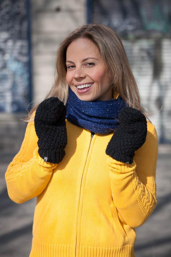 Look em camadas para se proteger do frio