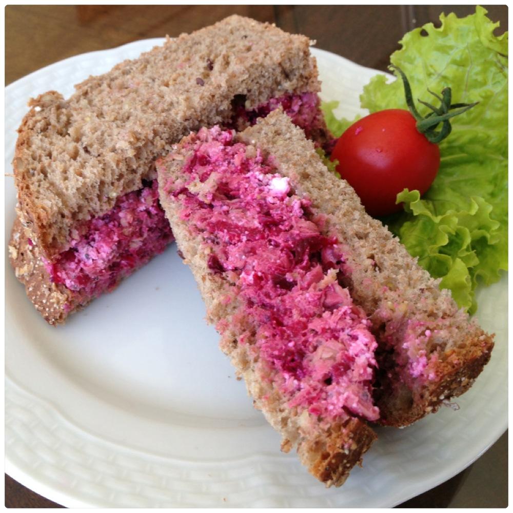 sanduiche de atum e cottage blog da mimis