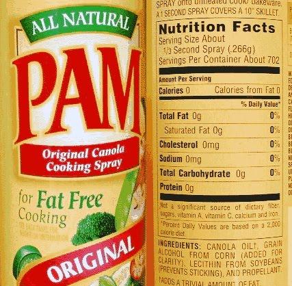 Desmistificando o Óleo PAM: mocinho ou vilão na dieta?