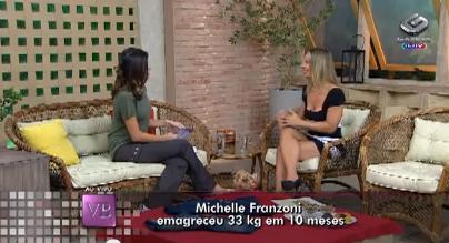Entrevista da Mimis no Você Bonita
