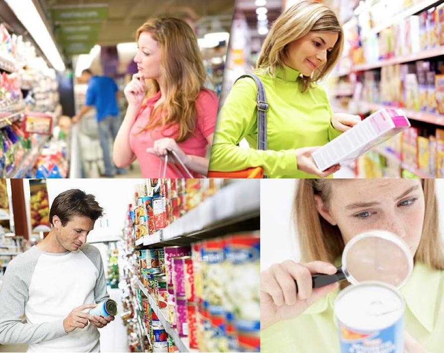 Como ler os rótulos e entender as informações nutricionais dos alimentos