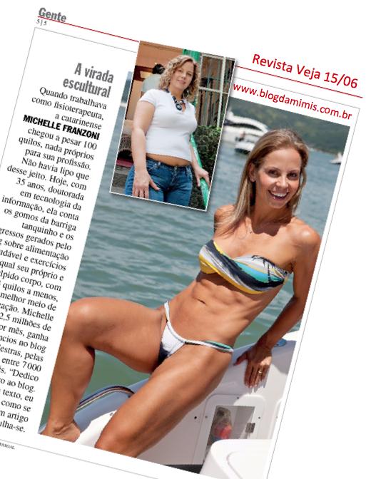 michelle franzoni revista veja blog da mimis midia