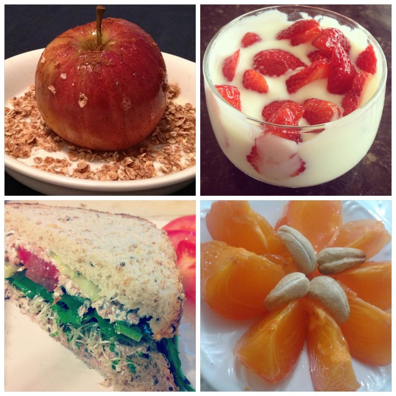 Snacks: como escolher o lanche ideal para você.