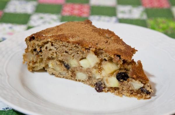 bolo integral banana maçã dieta michelle franzoni blog da mimis