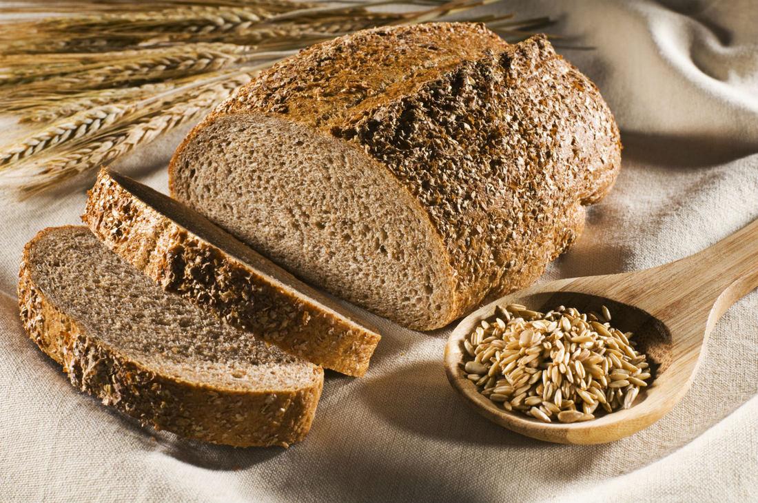 Como escolher o pão integral