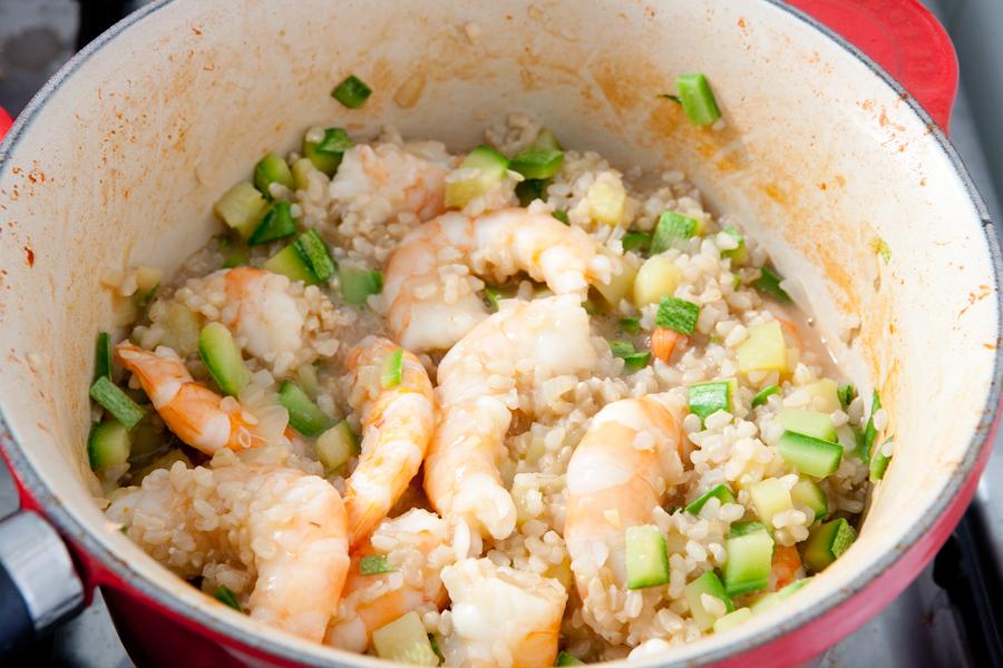 risoto de camarão dieta michelle franzoni blog da mimis