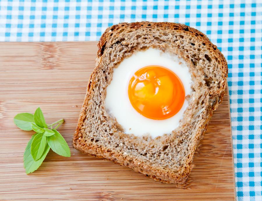Croque madame: o pão com ovo chique