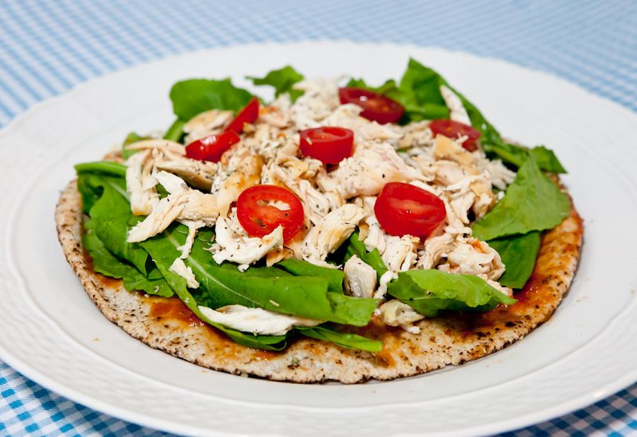 pizza de frango e rucula dieta michelle franzoni   blog da mimis_