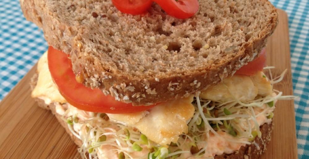sanduiche de frango e cottage blog da mimis michelle franzoni