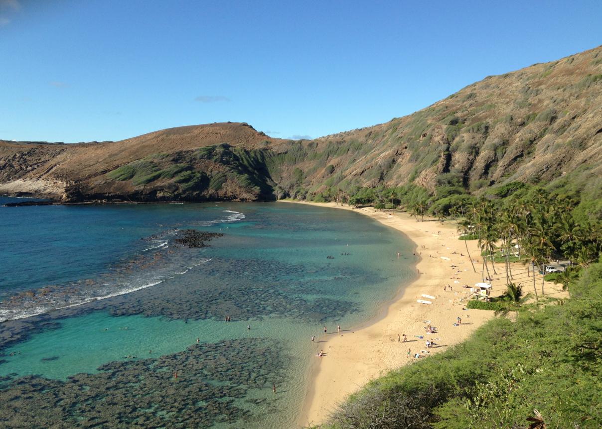 Hanauma Bay: Mergulho em Oahu – Hawai
