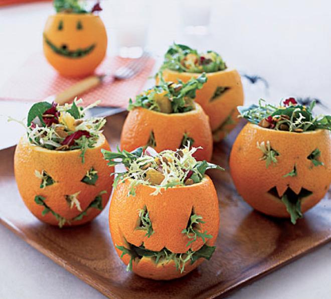 Halloween saudável: dicas de lanches para as crianças