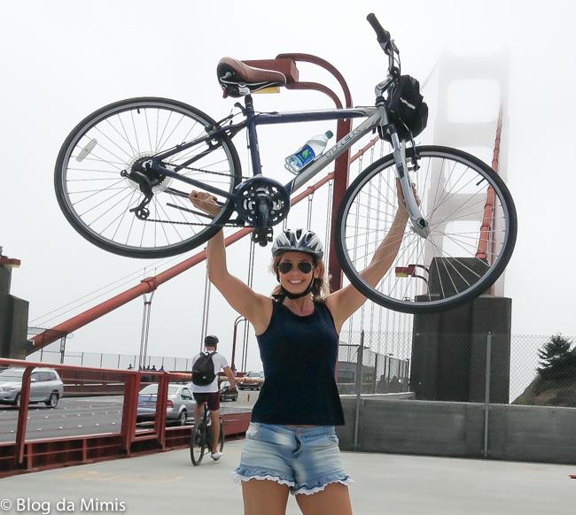 Bike em San Francisco