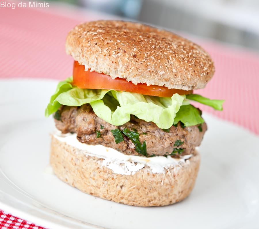 Hamburger Funcional