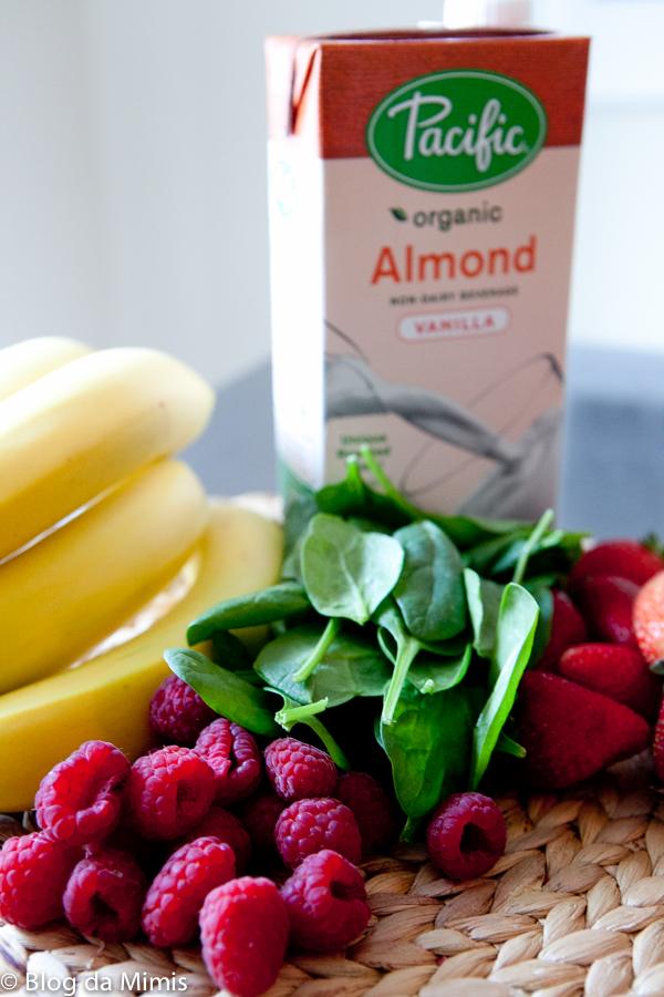 Vitamina verde nutritiva