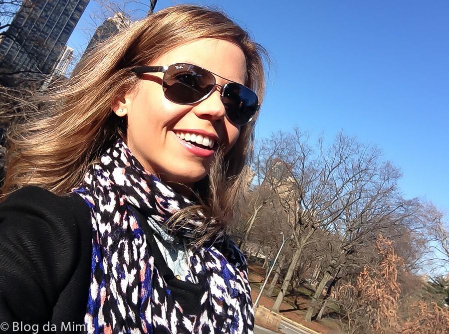 Um passeio no Central Park