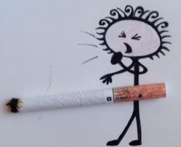 Fumar pra quê?