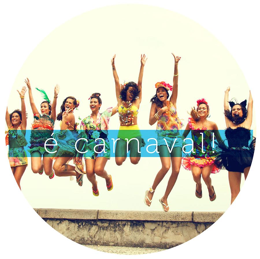 Carnaval, Saúde e Folia!