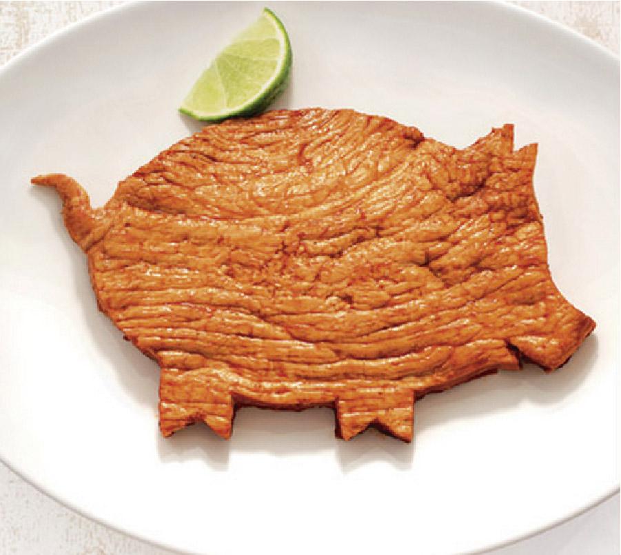 Carne de porco na dieta saudável