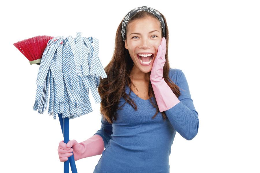 Emagreça com serviços de casa