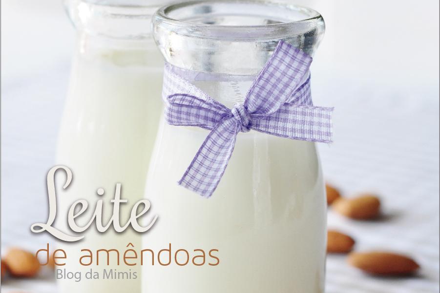 leite-de-amêndoas