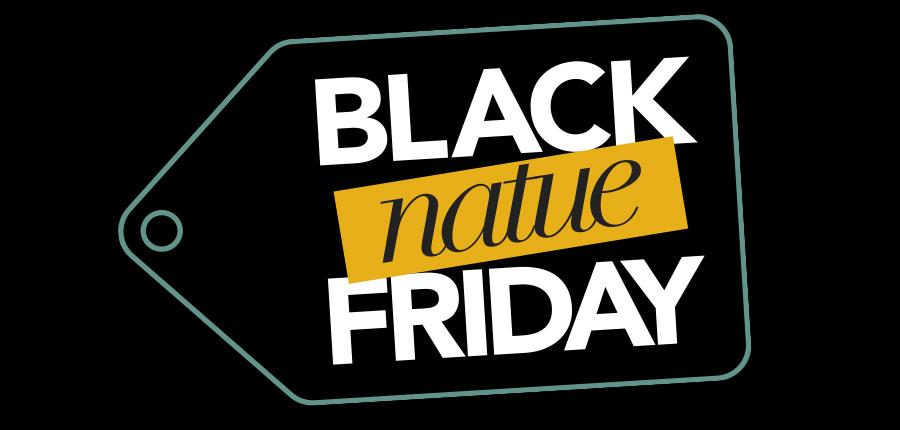 Black Natue Friday: compras saudáveis com super descontos
