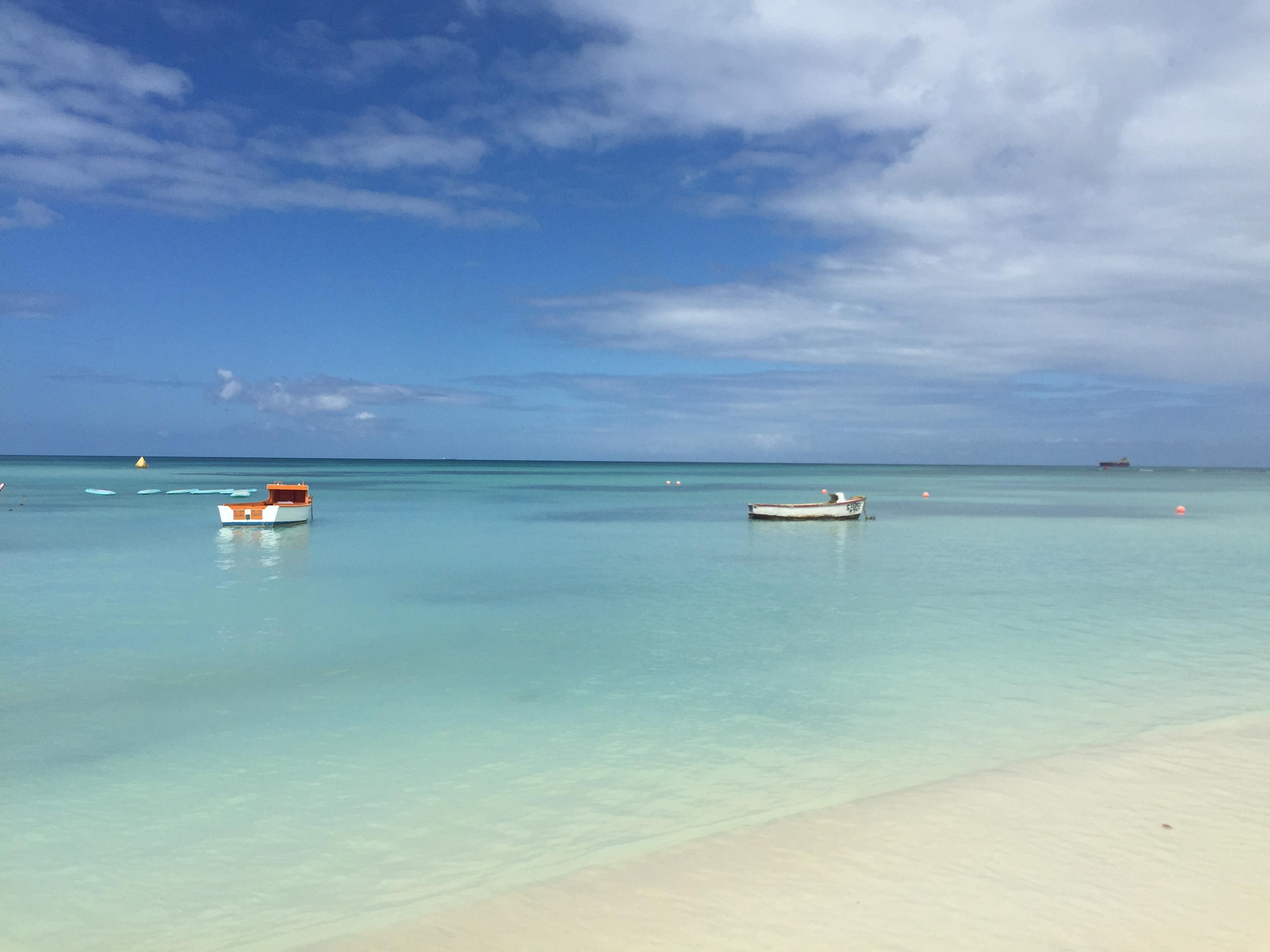 Aruba: a ilha feliz