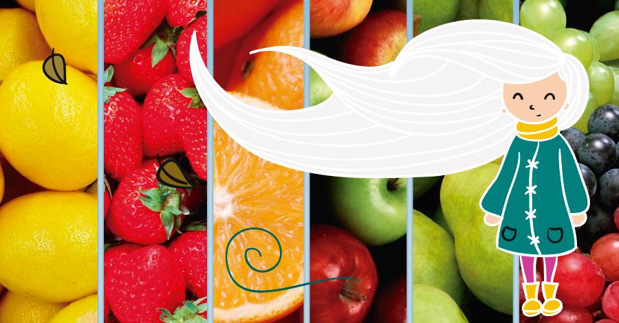 10 super frutas de inverno