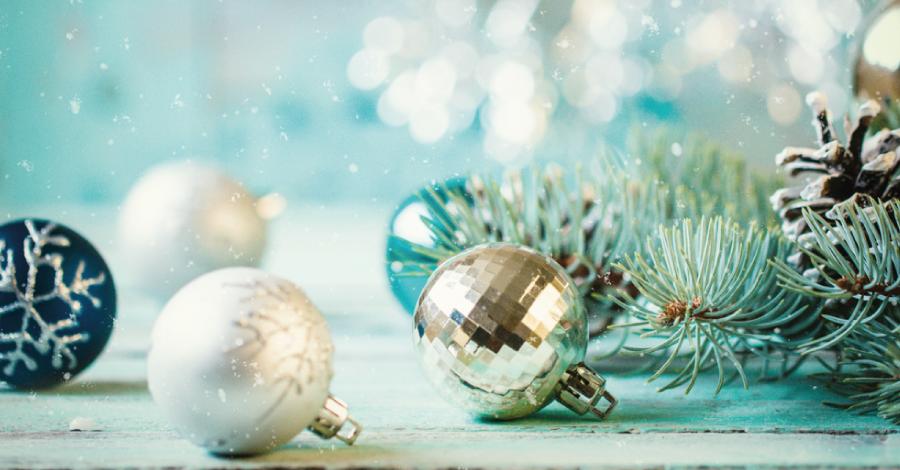 Decorações de Natal lindas e econômicas