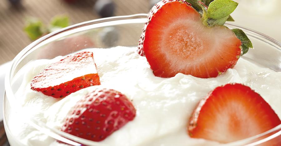 Batalha dos alimentos: iogurte integral X desnatado