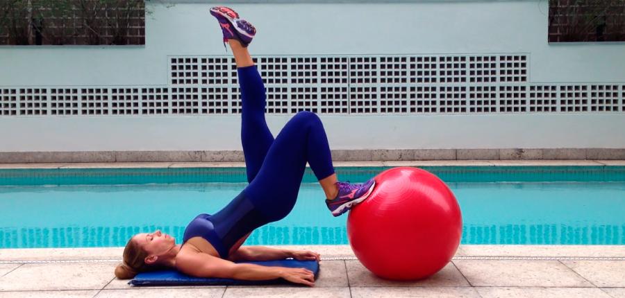 Exercícios turbinados: Glúteos, posteriores e abdominais