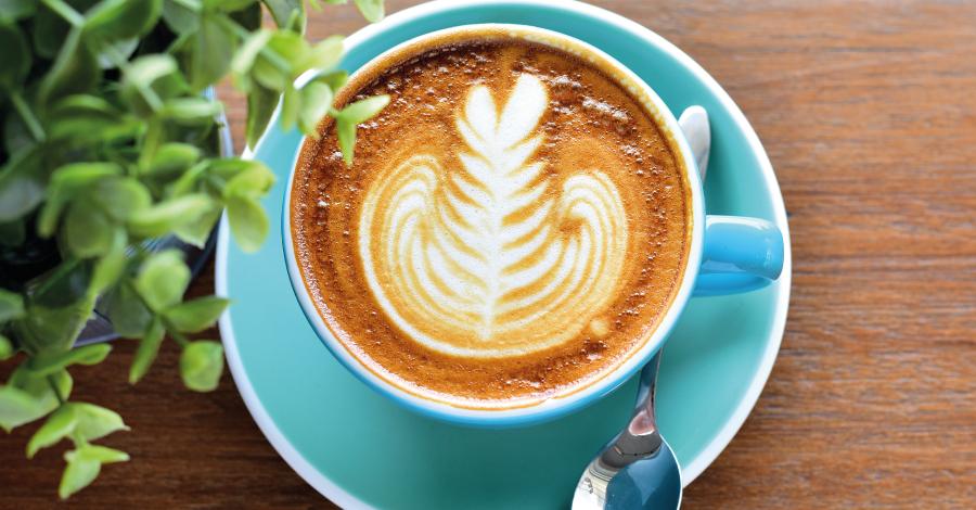 Cappuccino termogênico
