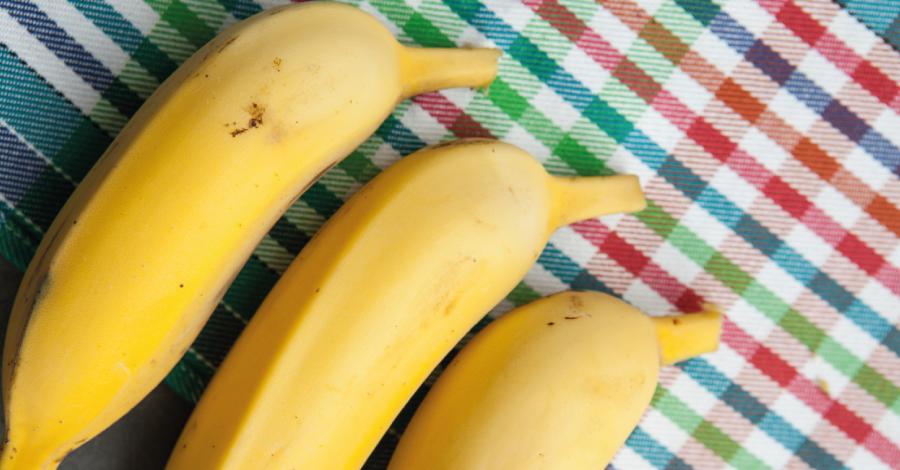 Dicas para a conservar a banana por mais tempo