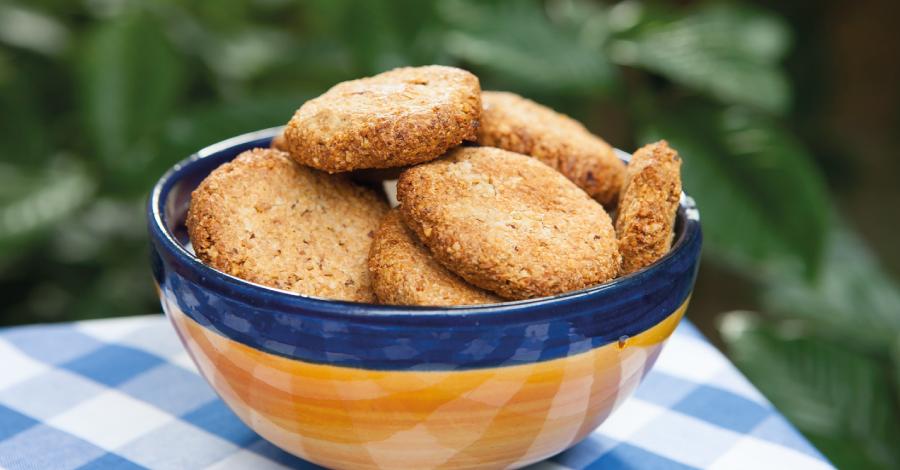Cookies de amendoim lowcarb