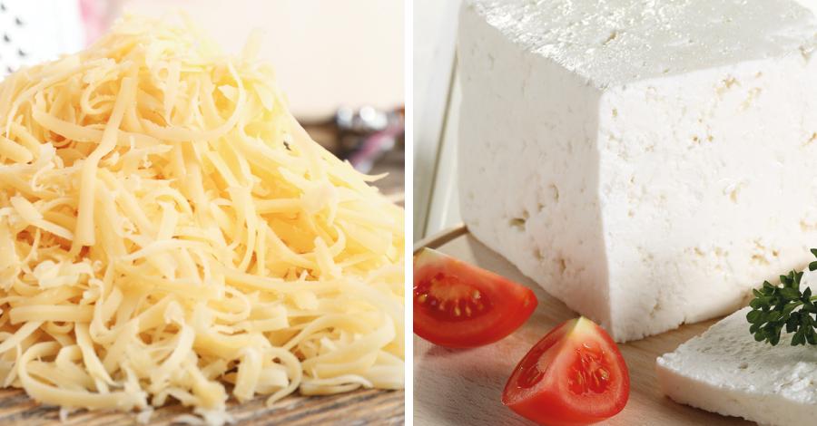 Batalha dos alimentos: queijo prato ou queijo minas, escolha o melhor