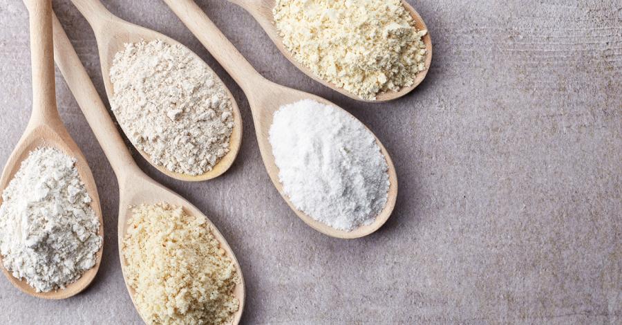 Batalha dos alimentos: farinha de trigo versus farinha de arroz