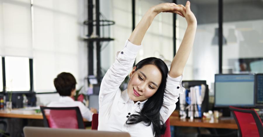 Sem estresse: exercícios físicos para relaxar