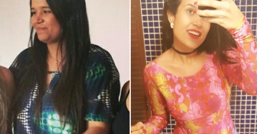 Superação Rafaella: ela venceu a ansiedade e eliminou 41Kg
