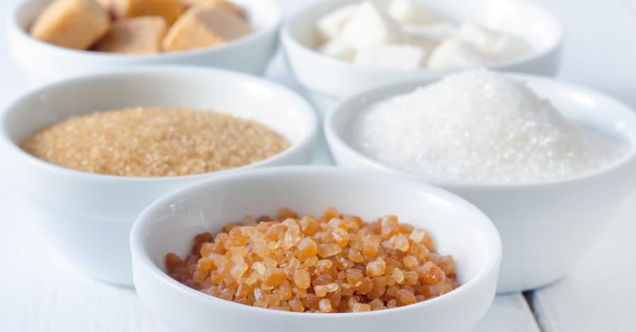 Tipos de açúcar: 8 opções e suas características