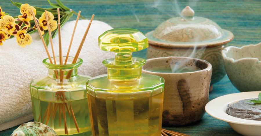 Cheirinho bom: 10 Aromas de ambiente e seus benefícios