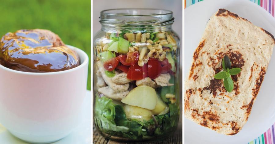Fast food saudável: receitas simples para quem tem preguiça