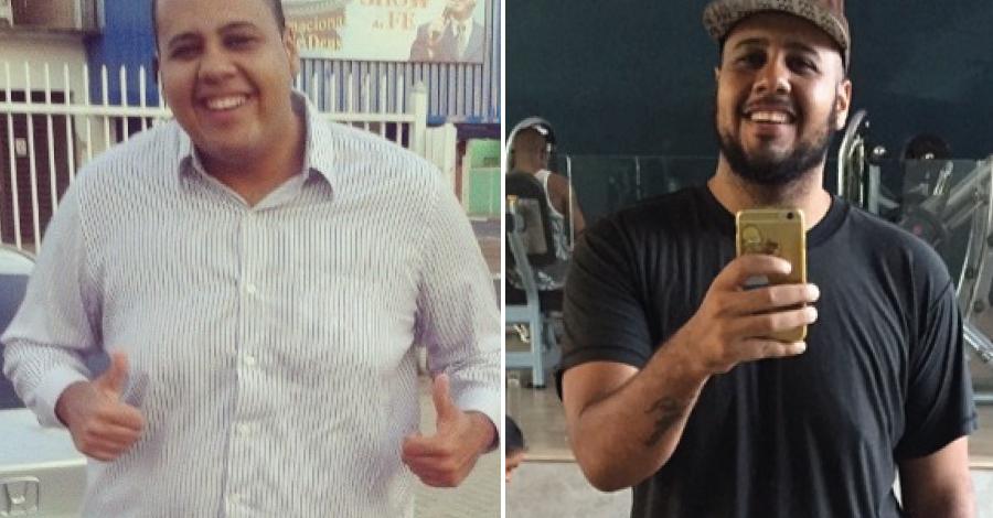 Superação Maraka: menos 67Kg e adeus obesidade