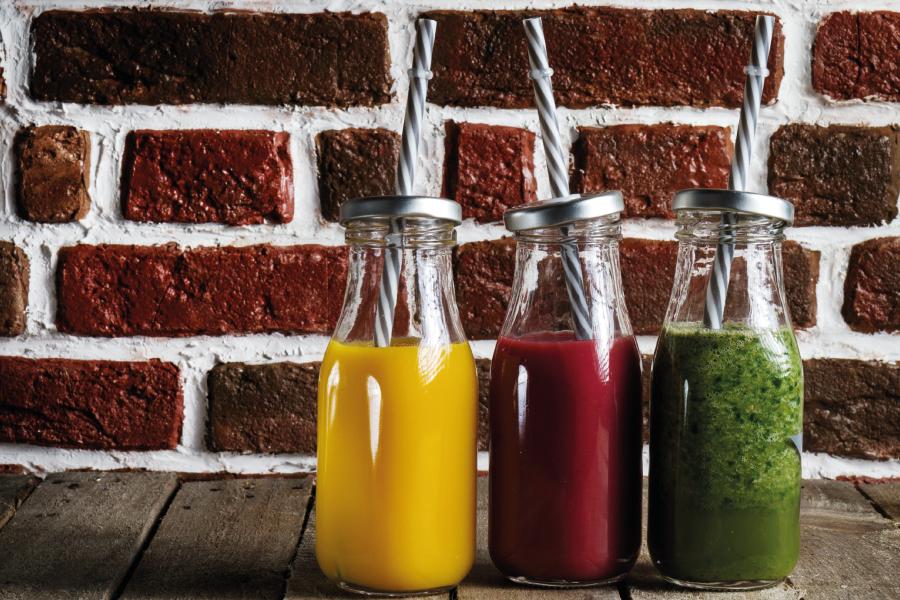 Batalha dos alimentos: suco integral x néctar de frutas